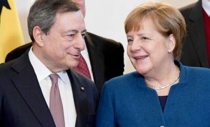Afghanistan, Draghi: con Merkel pronti a piano accoglienza Ue
