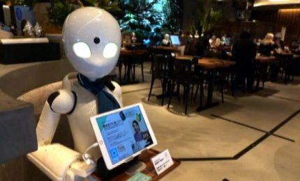 A Tokyo il cafè dei robot inclusivi, guidati da persone disabili