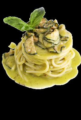 Spaghetti alla Nerano, non solo zucchine!