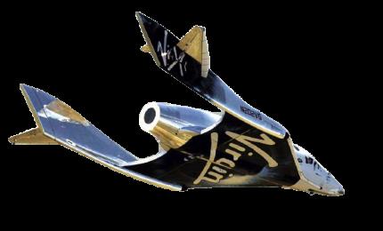 L'Aeronautica militare va nello Spazio con la Virgin Galactic