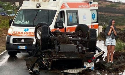 """Tromba d'aria a Pantelleria, 2 morti e diversi feriti. """"Disastro"""""""