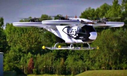 Airbus presenta il taxi volante: il primo volo nel 2023