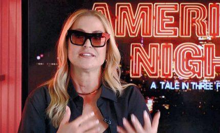 """Anastacia a Venezia con Emile Hirsch e Piven per """"American night"""""""