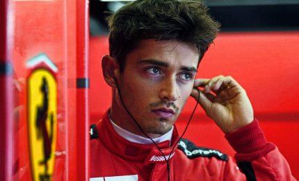 """Leclerc: """"GP di Monza imparagonabile, che calore"""""""