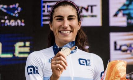 Mondiali ciclismo, Elisa Balsamo medaglia d'oro