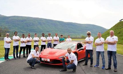Ferrari Guinness World Record, Fabio Barone sfida Google Maps
