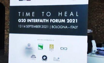 """A Bologna il G20 delle fedi: """"Insieme per costruire la pace"""""""