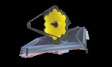 Il 18 dicembre il lancio del James Webb Telescope