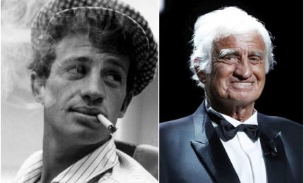 E' morto Jean-Paul Belmondo, eterno rivale di Alain Delon. Aveva 88 anni