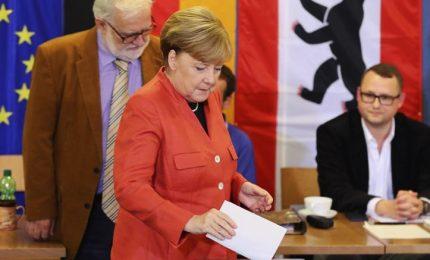 L'ultimo voto da cancelliera, finisce l'era Merkel