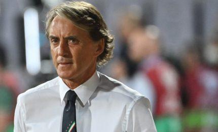 """Mancini: """"Contro la Svizzera ci sarà da correre"""""""