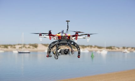 Uso droni in spiaggia e in città, Garante privacy apre istruttorie
