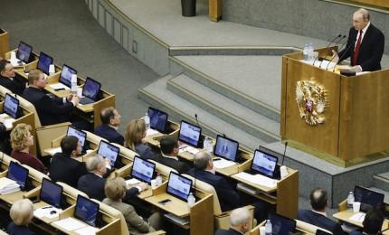 Russia al voto, lotta senza esclusione di colpi. L'unico oppositore è in carcere