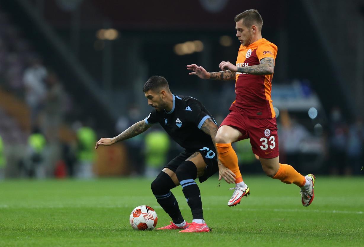Galatasaray-Lazio 1-0, papera Strakosha