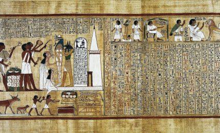 Cnr: intelligenza artificiale per i geroglifici egizi