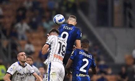 Inter-Atalanta 2-2, i nerazzurri mancano l'aggancio alla vetta
