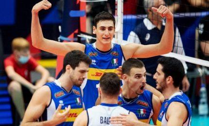 Pallavolo, l'Italia maschile è campione d'Europa. Azzurri imbattuti