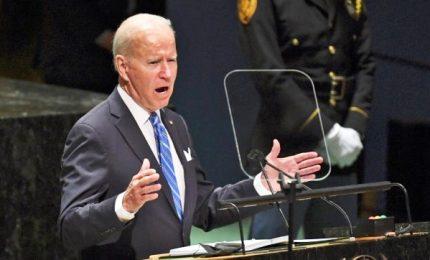 Onu, Biden: gli Stati Uniti non vogliono una nuova guerra fredda. L'allarme di Guterres: siamo su orlo abisso