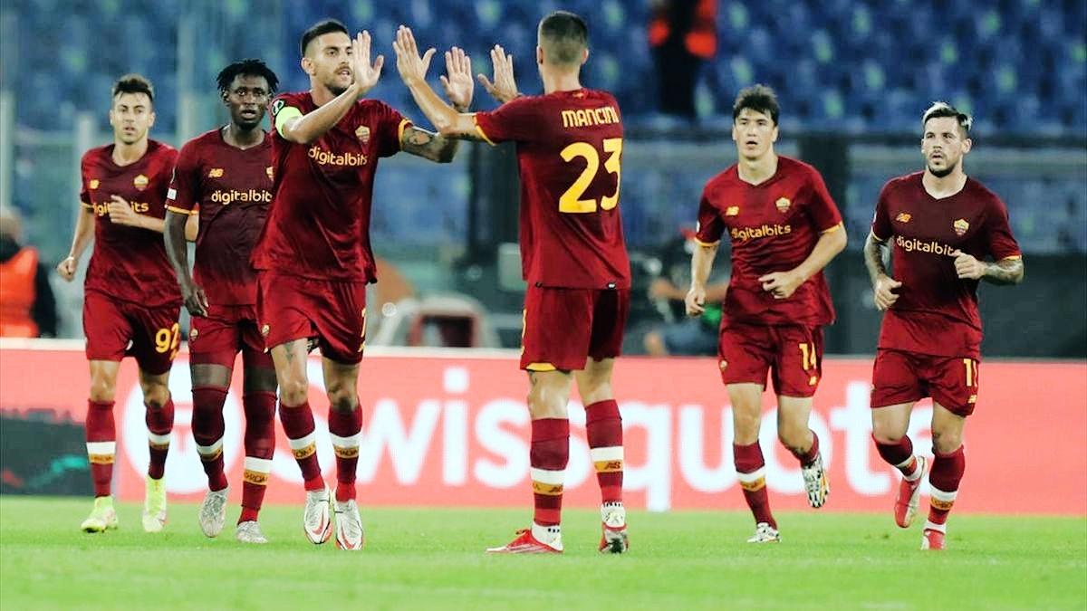 Conference League, Roma-Cska Sofia 5-1