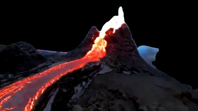 Etna, in evento 12 marzo eruttati 2,4 milioni m³ di lava