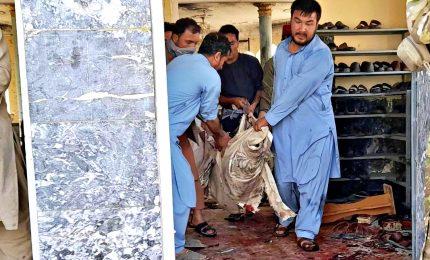 Afghanistan, oltre 30 morti nell'esplosione in una moschea