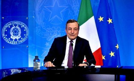Afghanistan, Draghi: G20 un successo, torna multilateralismo