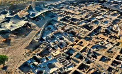 Israele, scoperto un complesso vinicolo bizantino di 1.500 anni fa