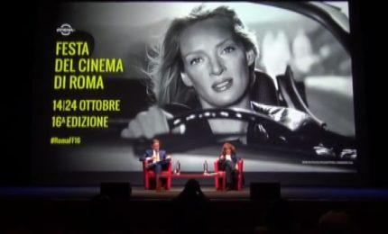 Alla Festa di Roma Tarantino, Burton, Chastain, Verdone, Muccino