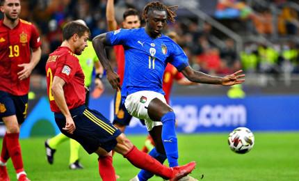 """Italia-Spagna 1-2. Mancini: """"Gli episodi condizionano le gare"""""""