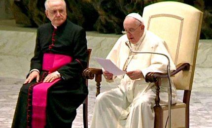 """Abusi sessuali in Francia, Papa: """"È momento della vergogna"""""""