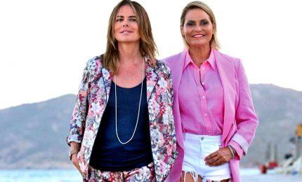 Citofonare Rai2, la domenica di Simona Ventura e Paola Perego